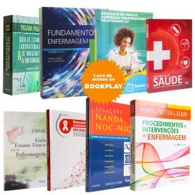 REF.10773 - Coleção de Livros Enfermagem / Fundamentos Potter