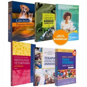 REF.11215 - Coleção de livros Veterinária Pequeno Porte