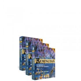REF.1435 - Remington - A Ciência e a Prática da Farmácia