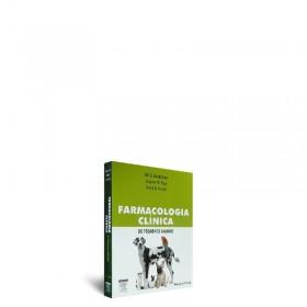 REF.1448 - Farmacologia Clínica de Pequenos Animais