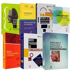 REF.14696 - Coleção de Livros Fonoaudiologia