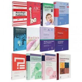 REF.14703 - Coleção de Livros Pediatria