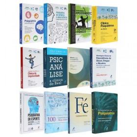 REF.14705 - Coleção de Livros Psiquiatria