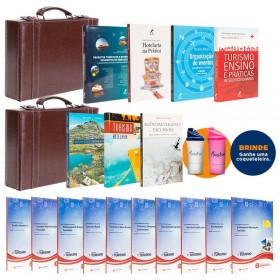 REF.14708 - Coleção de Livros Turismo e Hotelaria