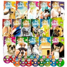 REF.14714 - Coleção de Livros Pet Shop
