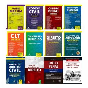 REF.20516 - Coleção De Direito 2021