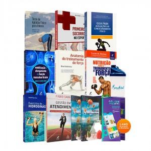 REF.25132 - Coleção de Livros Educação Física / Bacharel