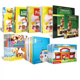 REF.3276 - Coleção de Livros Pedagogia Fundamental