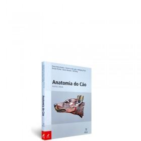 REF.3350 - Anatomia do Cão - Texto e Atlas