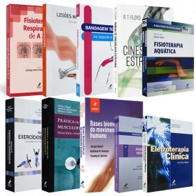 REF.4103 - Coleção de Livros Fisioterapia
