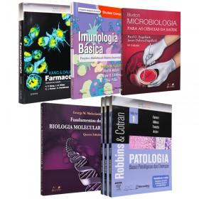 REF.4931 - Coleção de Livros Biomedicina
