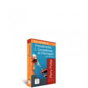 REF.5030 - Guia Completo de Procedimentos & Competências de Enfermagem