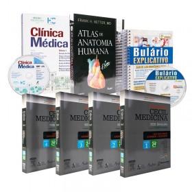 REF.5046 - Coleção de Livros Medicina