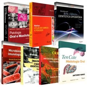 REF.5188 - Coleção de Livros Odontologia