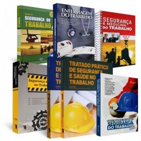 REF.5632 - Coleção de Livros Segurança do Trabalho