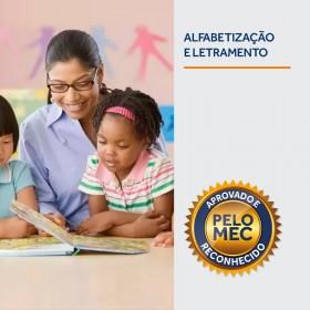 REF.5877 - Pós-Graduação em Alfabetização e Letramento