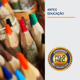 REF.5878 - Pós-Graduação em Arte e Educação