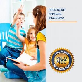 REF.5885 - Pós-Graduação em Educação Especial Inclusiva