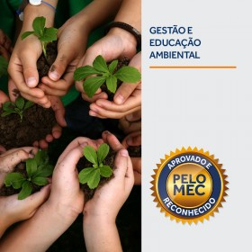 REF.5893 - Pós-Graduação em Gestão e Educação Ambiental