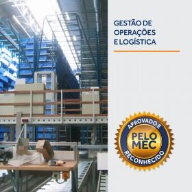REF.5894 - Pós-Graduação em Gestão de Operações e Logística