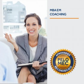 REF.5903 - MBA em Coaching