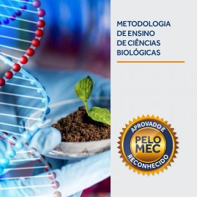 REF.5911 - Pós-Graduação em Metodologia de Ensino de Ciências Biológicas