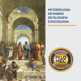 REF.5912 - Pós-Graduação em Metodologia de Ensino de Filosofia e Sociologia
