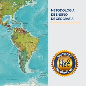 REF.5913 - Pós-Graduação em Metodologia de Ensino de Geografia