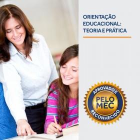 REF.5917 - Pós-Graduação em Orientação Educacional: Teoria e Prática
