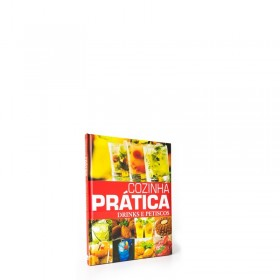 REF.6704 - Cozinha Prática - Drinks e Petiscos