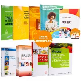 REF.6888 - Coleção de Livros Nutrição