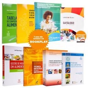 REF.6889 - Coleção de Livros Nutrição