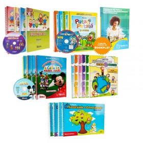 REF.7802 - Coleção de Livros Pedagogia Infantil