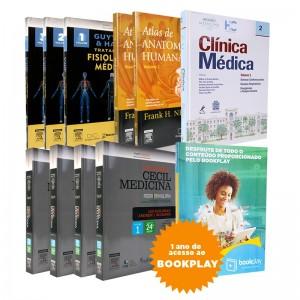 REF.7803 - Coleção de Livros Medicina A3
