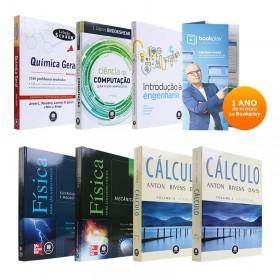 REF.9018 - Coleção de Livros Fundamentos de Engenharia