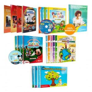 REF.9745 - Coleção de Livros Pedagogia Infantil