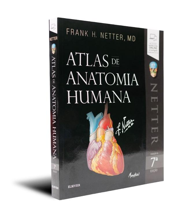 REF.5023 - Atlas de Anatomia Humana - NETTER